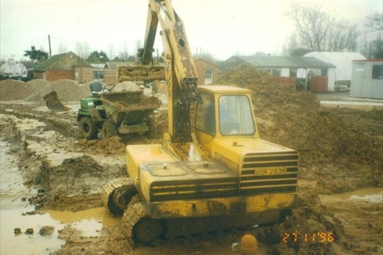 Digging Loading Bay, 1996