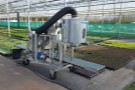 Automated trimming machine at Binsted