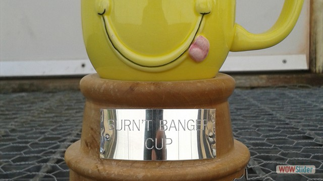 The Burn't Banger Cup